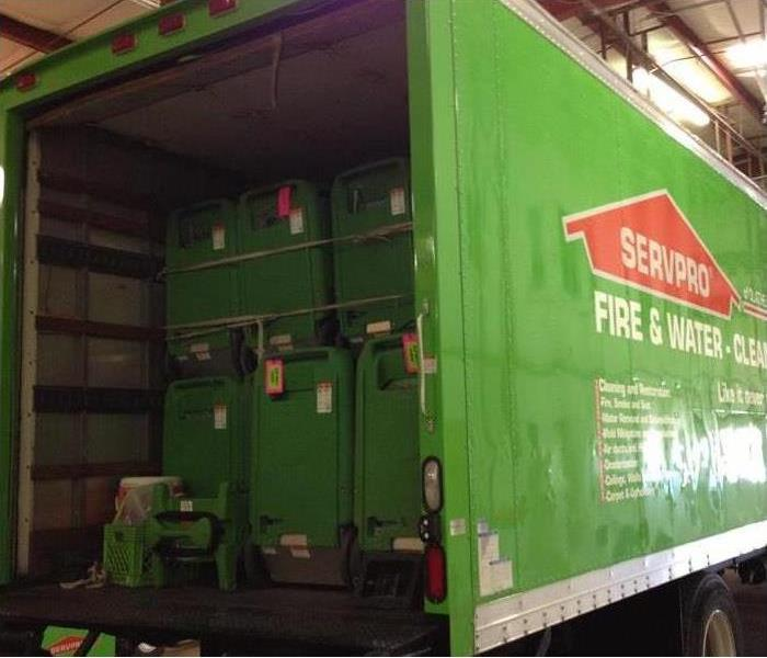 Water Damage For Immediate Service in Kansas City, Call SERVPRO
