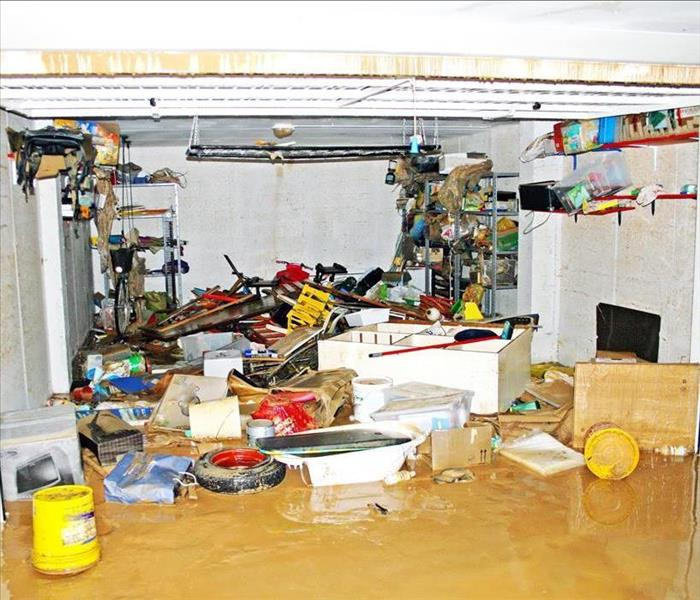 Water Damage 4 Steps to Take When Your Basement Is Flooded